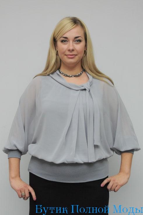 Модели блузок для женщин