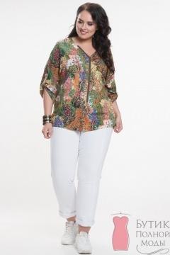 e618c28b0c7 Женские блузки больших размеров для полных женщин и девушек