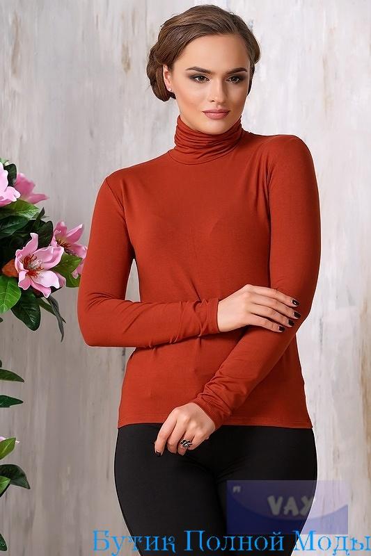 d7ee3e89359 Женская блузка большого размера