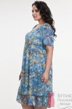 775aa3927fb Женские платья больших размеров для полных женщин и девушек