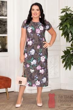 ac29a729cbc1 Женские платья больших размеров для полных женщин и девушек