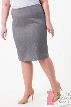 86f42164fd6 Юбки для полных женщин - купить юбки больших размеров в интернет ...