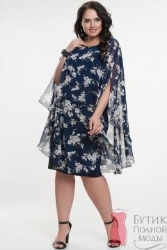 3bfe46def4a06f8 Женские платья больших размеров для полных женщин и девушек