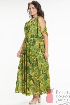 17186d4e180268a Купить вечерние платья для полных женщин, нарядные платья большого размера
