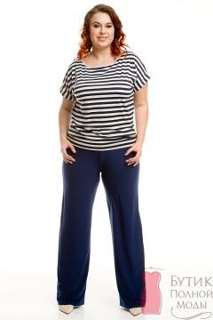 bb744a816773 Женские брюки больших размеров - купить брюки для полных женщин в ...