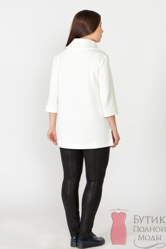 Белые блузки больших размеров в москве