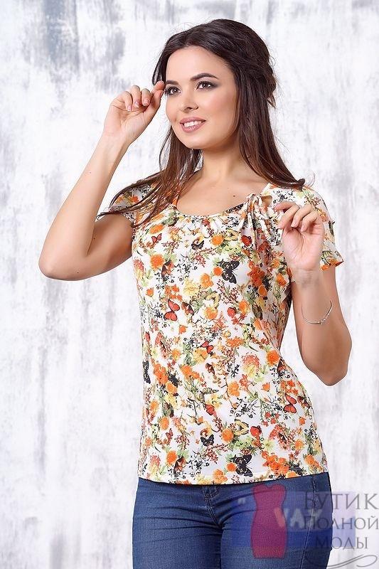 Купить блузки больших размеров лето