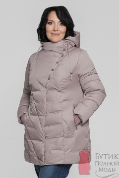 Женские куртки больших размеров для полных женщин от 50 размера до 70 3bc45e7b0e9
