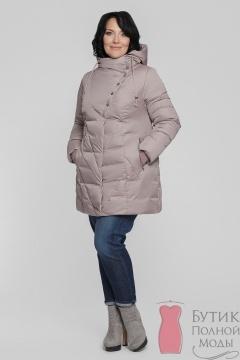 867d883bb5c Женские куртки больших размеров - купить куртки для полных женщин в  интернет-магазине lady-xl.ru