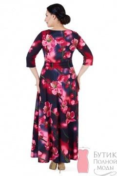 Стильные платья больших размеров омск