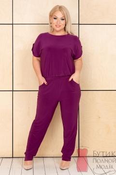 a3bc4a4001e Женские костюмы больших размеров - купить костюмы для полных женщин ...