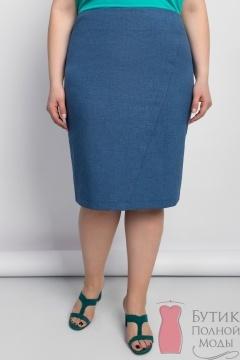 51ecdc2fb86 Юбки для полных женщин - купить юбки больших размеров в интернет ...