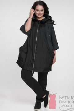 5352be2a6de Женские куртки больших размеров - купить куртки для полных женщин в ...