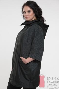 7b2a06fb83b Женские куртки больших размеров - купить куртки для полных женщин в ...