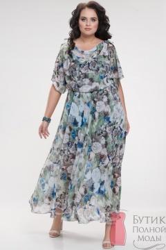 5ec9d5b19174670 Женские платья больших размеров для полных женщин и девушек